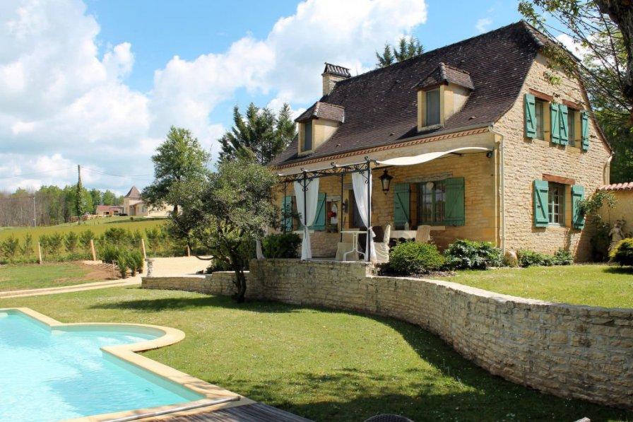 House in France, Prats-de-Carlux