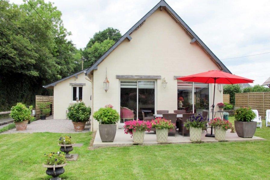 House in France, Branville