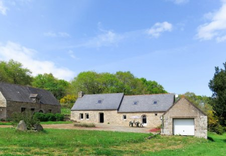 House in Plounévez-Moëdec, France