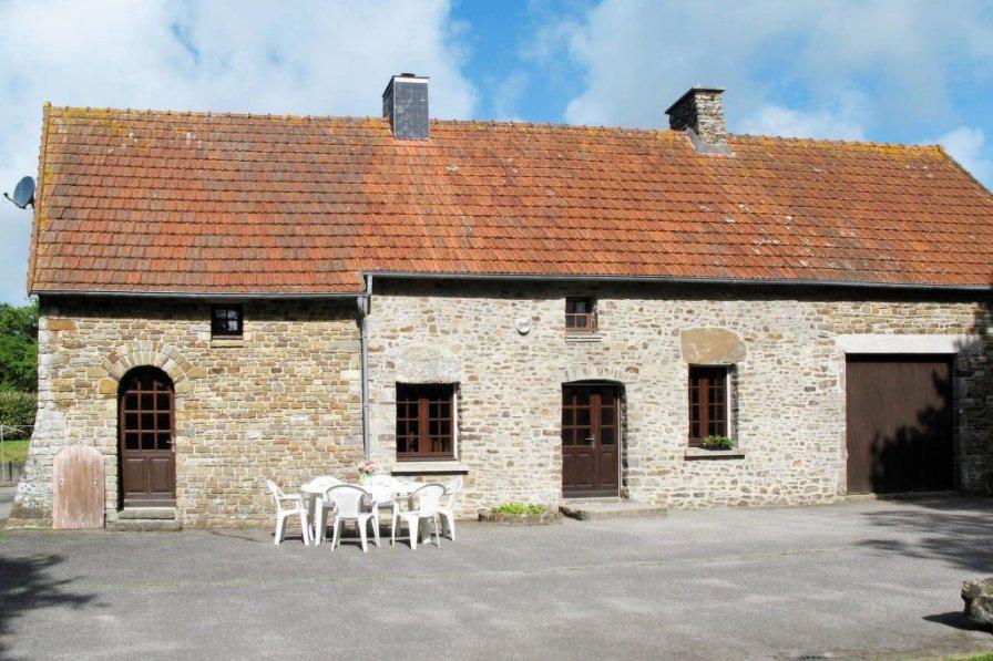 House in France, Saint-Maurice-en-Cotentin