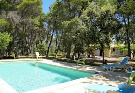 House in Pernes-les-Fontaines, the South of France