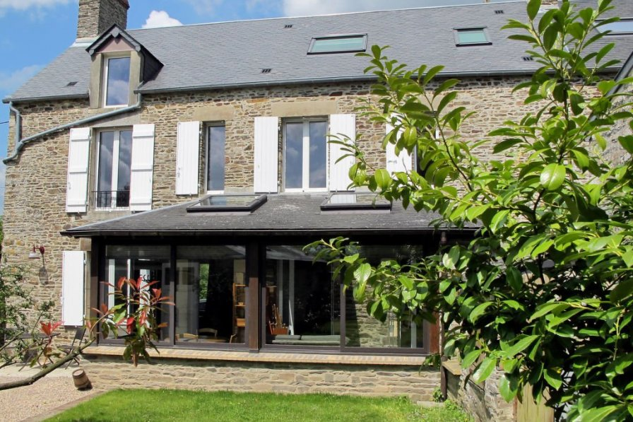 House in France, Les Moutiers-en-Cinglais