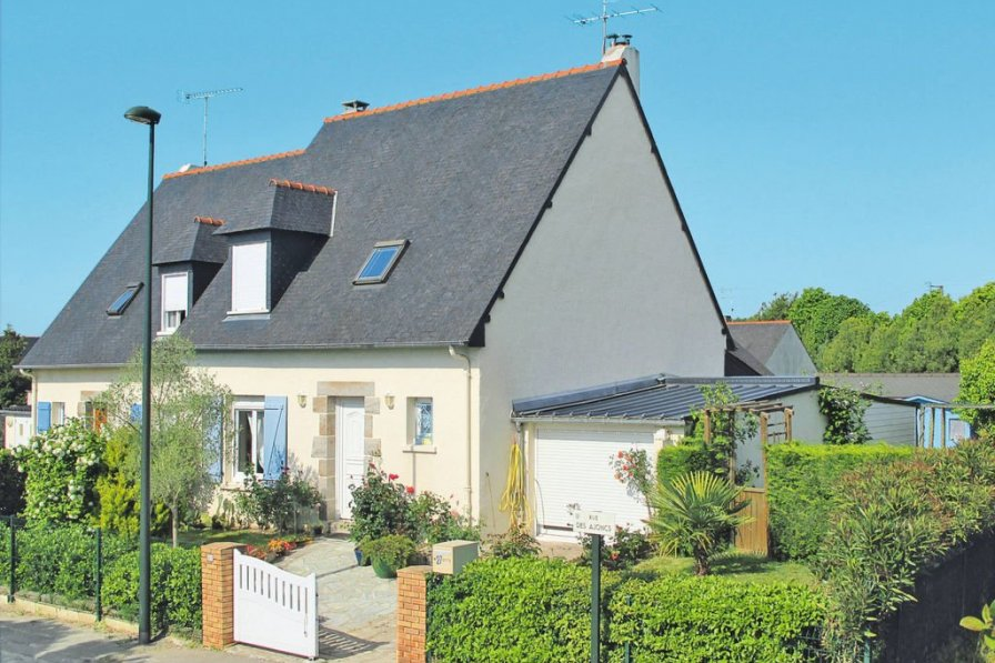 House in France, Beaussais-sur-Mer