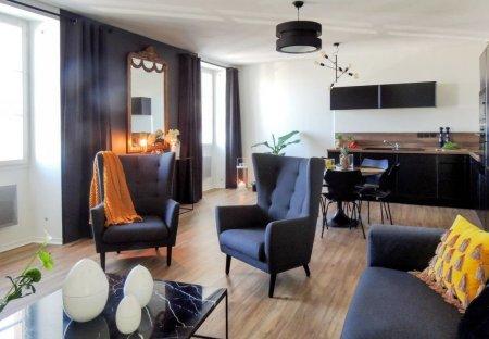 Apartment in Étel, France