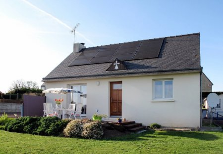 House in Ploubazlanec, France