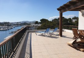 Penthouse_apartment in Spain, Cala d'Or