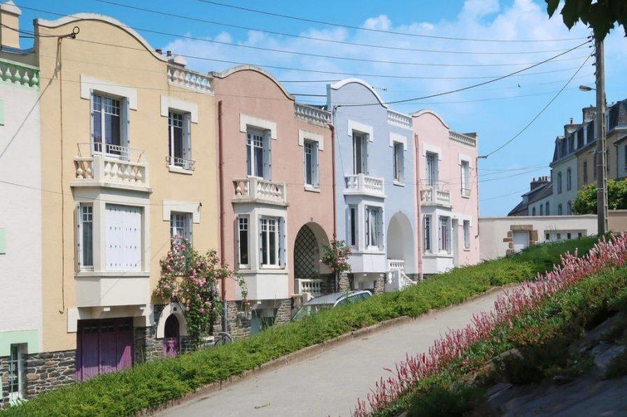 House in France, Morlaix