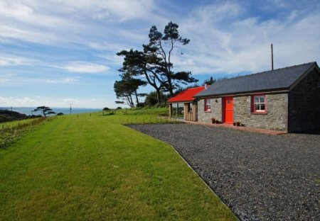 Cottage in Aberystwyth, Wales