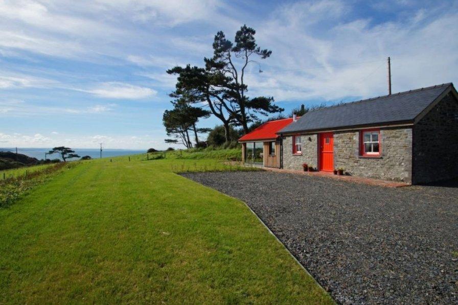 Holiday home rental in Aberystwyth Gogledd/North