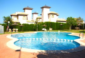 Villa in La Zenia, Spain: