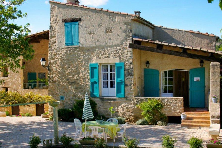 House in France, Niozelles