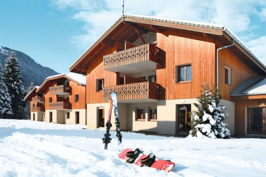 Apartment in France, Samoëns
