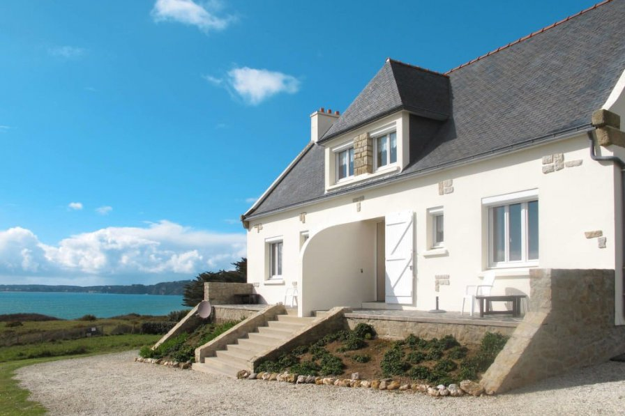House in France, Crozon
