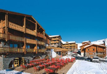 5 bedroom Apartment for rent in Tignes