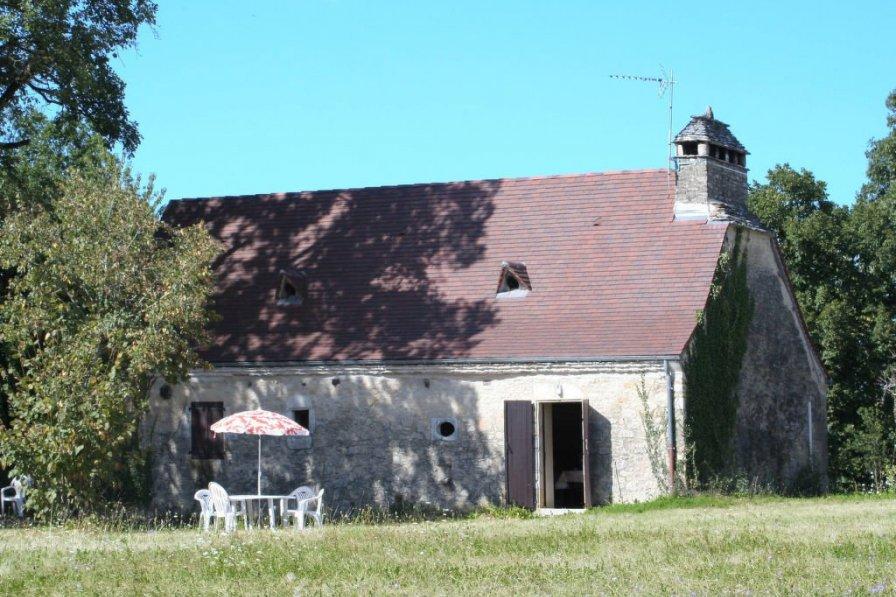 House in France, Jayac