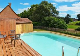 Villa in Saint-Julien-de-Crempse, France