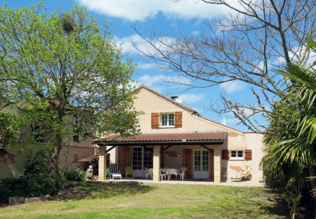 House in Albas, the South of France