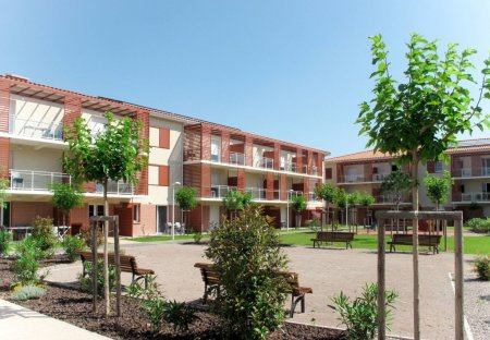 Apartment in Massane Nord, the South of France