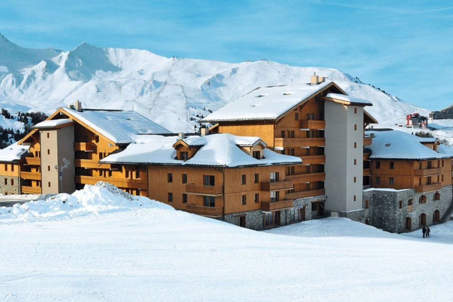 Apartment in France, La Plagne-Tarentaise