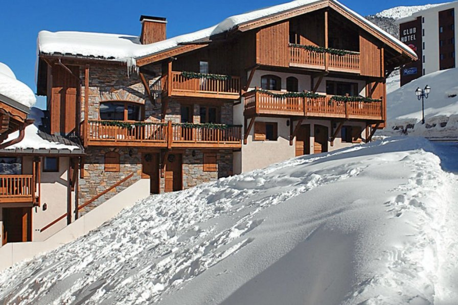 Apartment in France, Courchevel