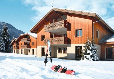 Apartment in Samoëns, France