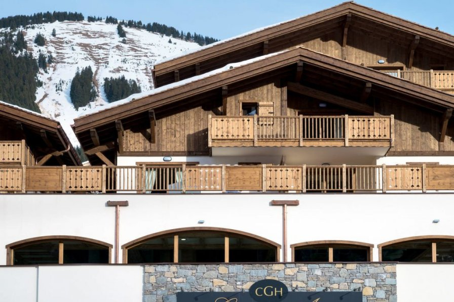 Apartment in France, Châtel