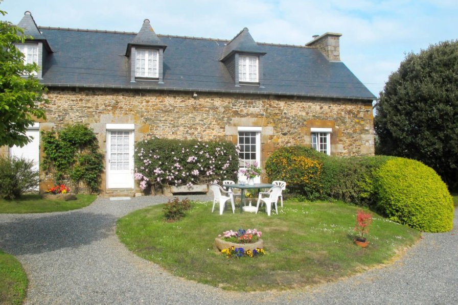 House in France, Cote Vert