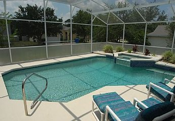 Villa in USA, Westridge: Pool