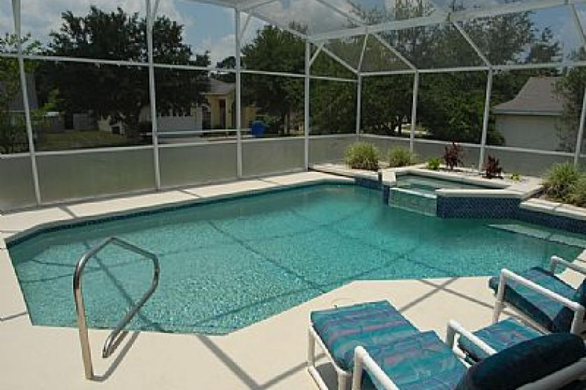 Villa To Rent In Westridge Florida With Private Pool 2686