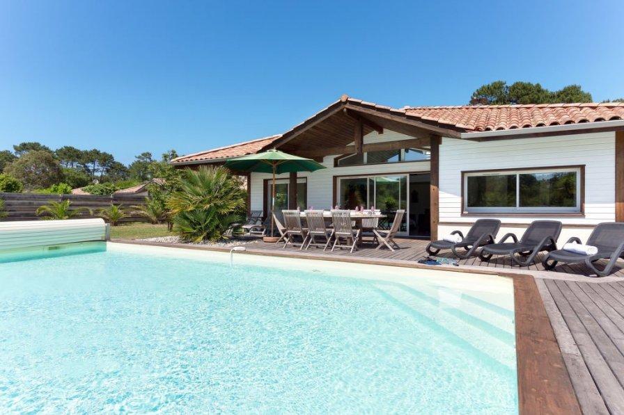 Villa in France, Moliets-et-Maa