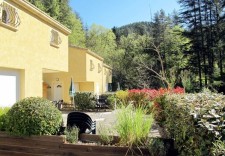 Villa in Vals-les-Bains, France