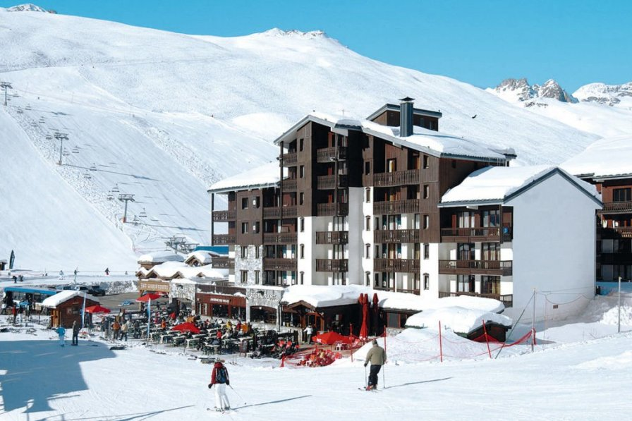 Apartment in France, Tignes
