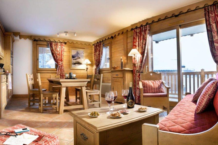 Apartment in France, La Plagne-Tarentaise