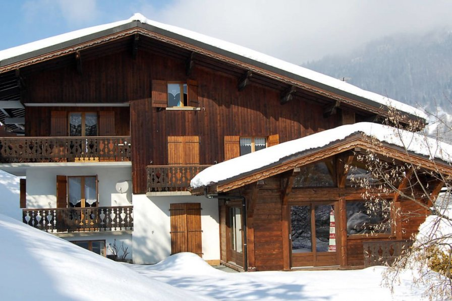 Apartment in France, Morzine