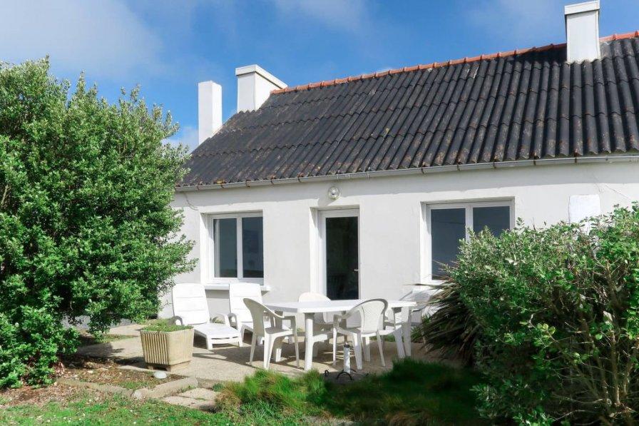 Villa in France, Plozévet
