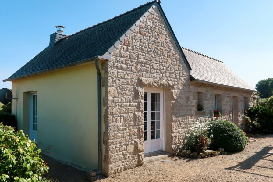 Villa in France, Plounévez-Lochrist