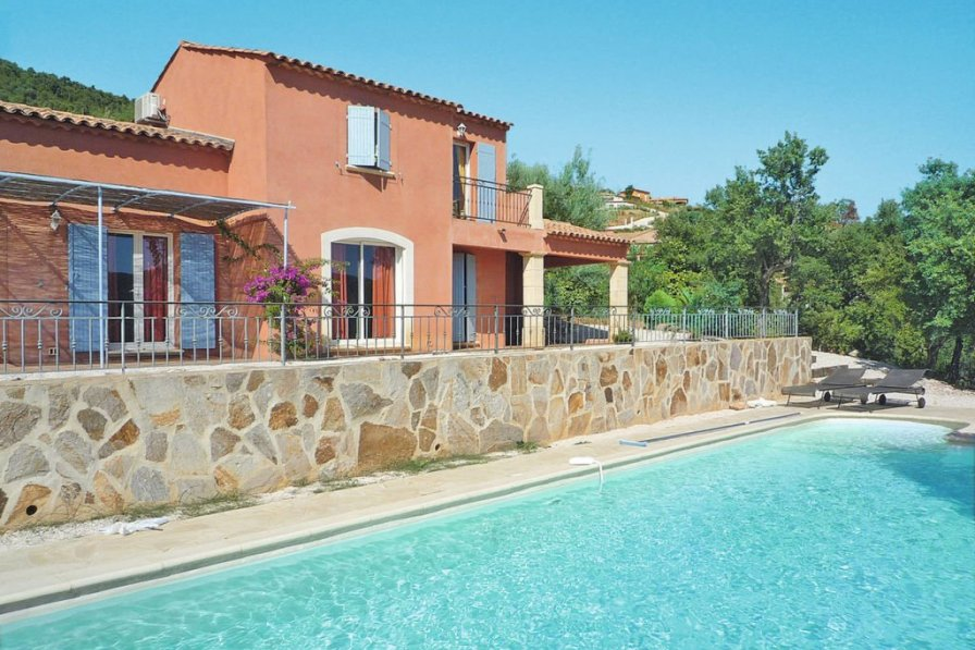 House in France, La Londe-les-Maures