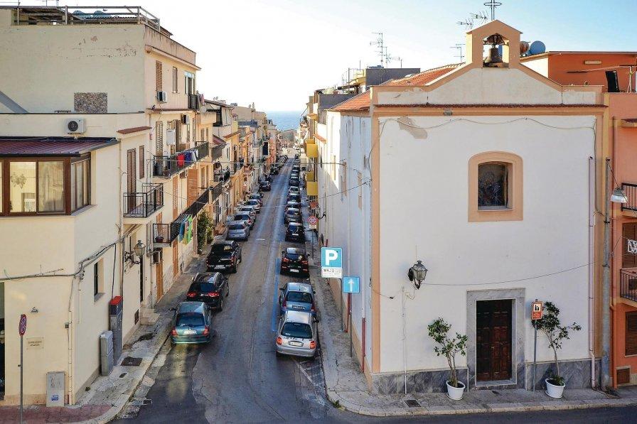 Apartment in Italy, Terrasini