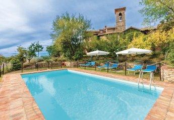 6 bedroom Villa for rent in Piegaro
