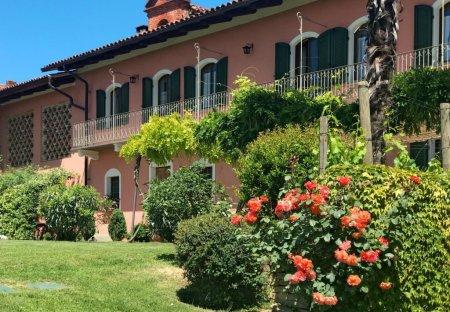Villa in Soglio, Italy