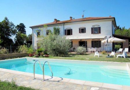 Villa in Orciano Pisano, Italy