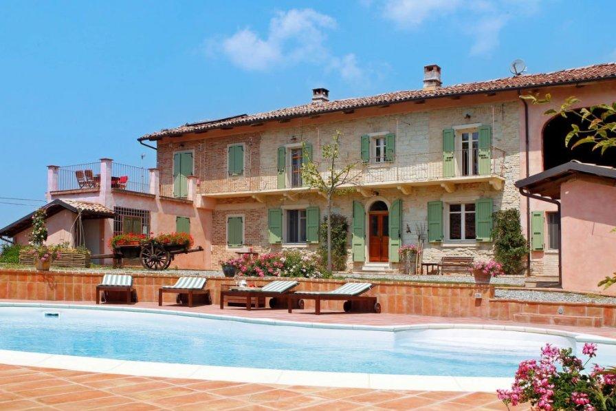 Villa in Italy, Corteranzo