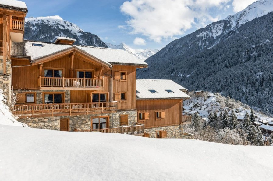 Apartment in France, Champagny-en-Vanoise