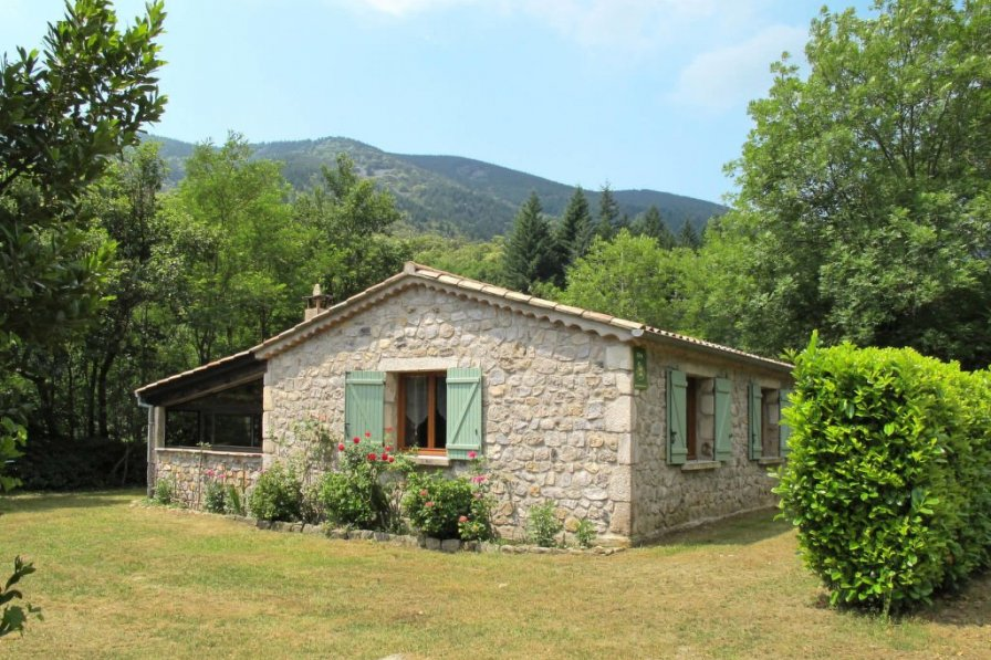 House in France, Valgorge