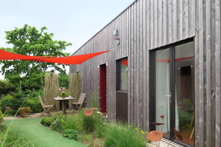 Ferienhaus mit Pool (LCF101)