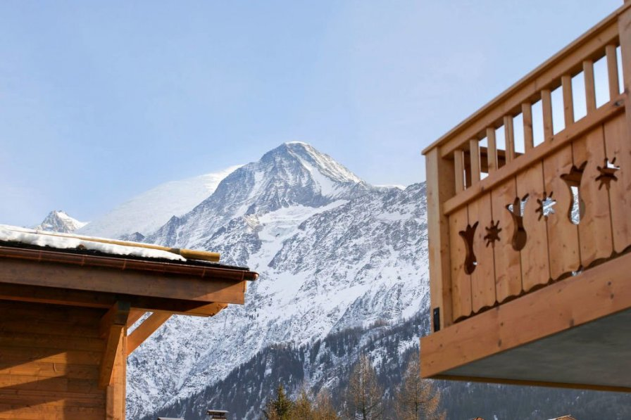 Apartment in France, Les Houches