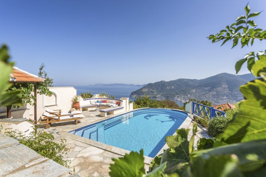 Villa in Greece, Skopelos