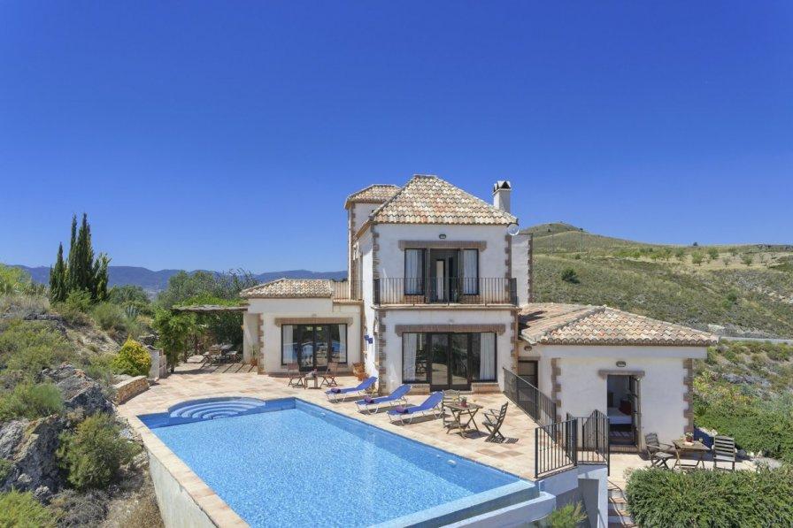 Villa in Spain, Villamena