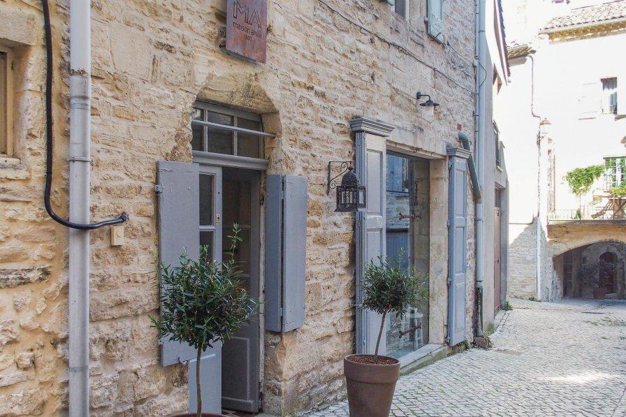 Studio apartment in France, Barjac