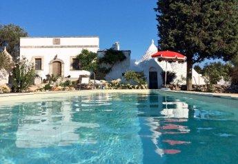 3 bedroom Villa for rent in Ceglie Messapica